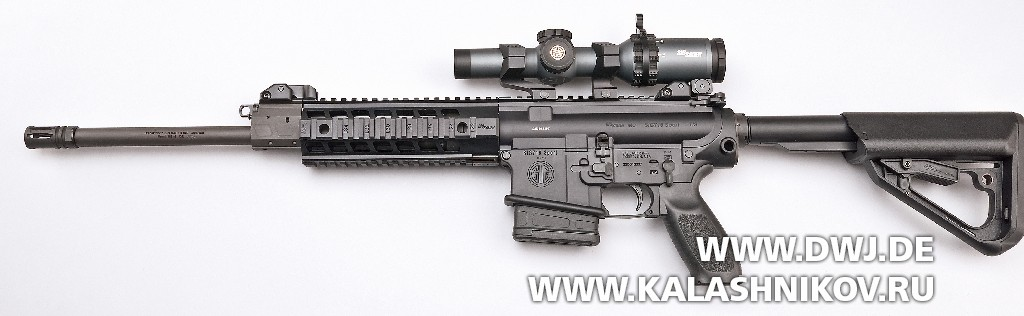 Винтовка SIG Sauer 516 калибра .223 Remington,