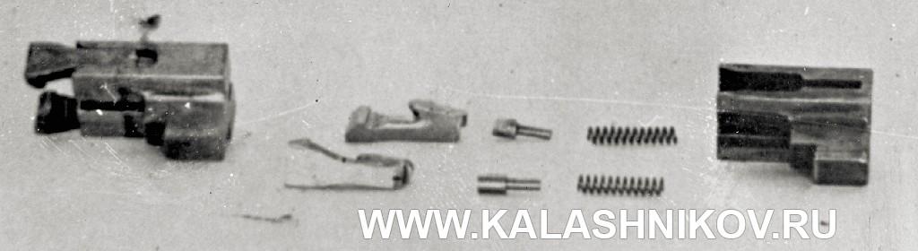 Станковый пулемёт Горюнова модернизированный (СГМ). Фото 5