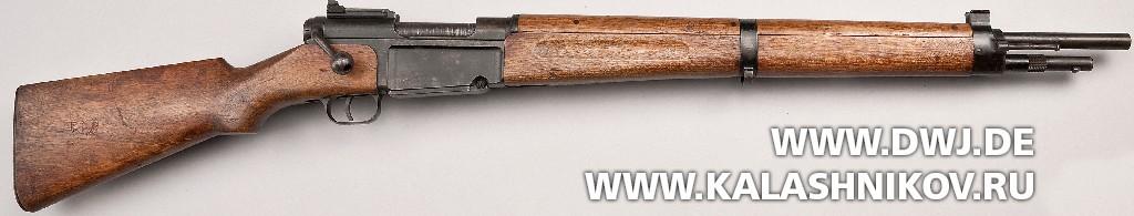 Французская пехотная винтовка MAS Modell36