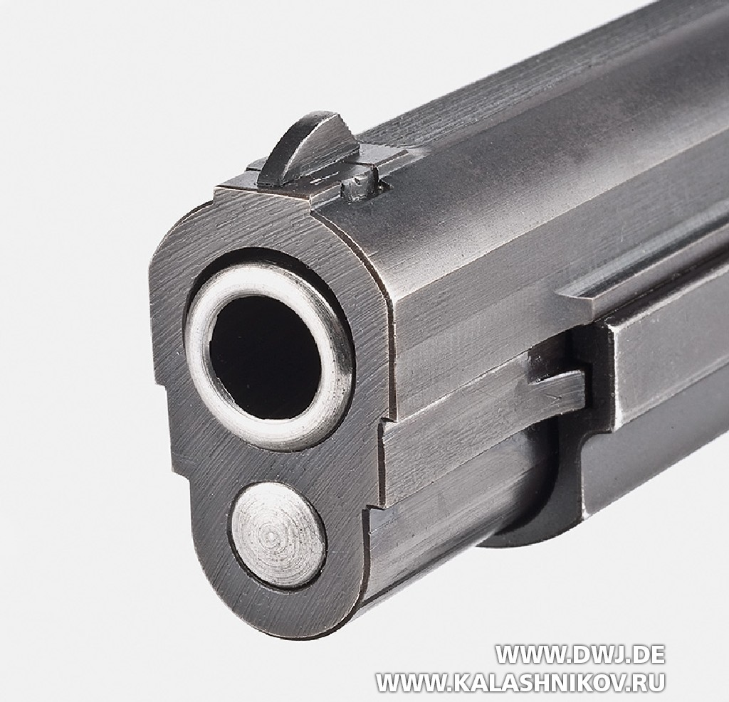 Пистолет SIG P210-4. Фото 3