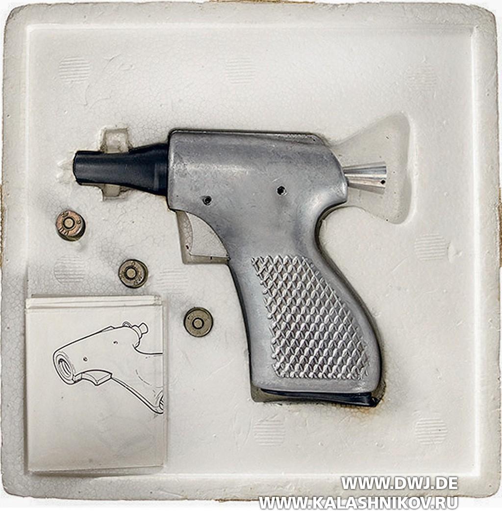 Пистолет DEAR Pistol. Фото 4