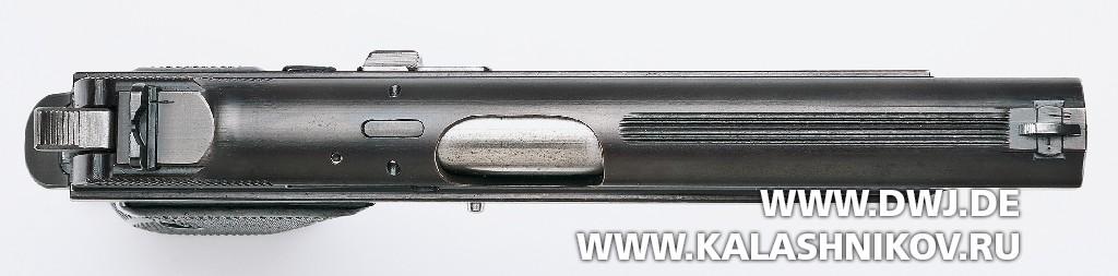 Пистолет SIG P210-4. Фото 6