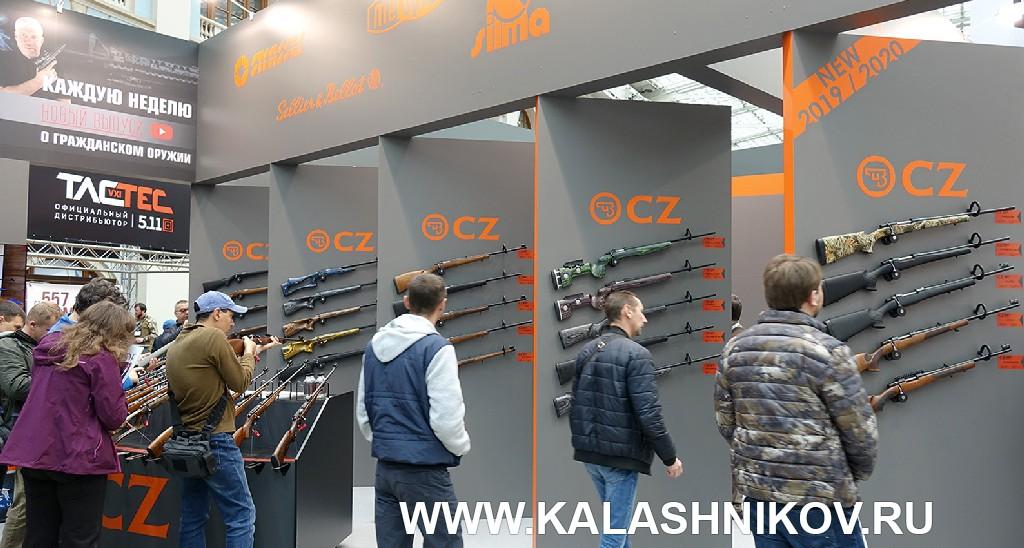 Выставка Arms Hunting 2019. Фото 17