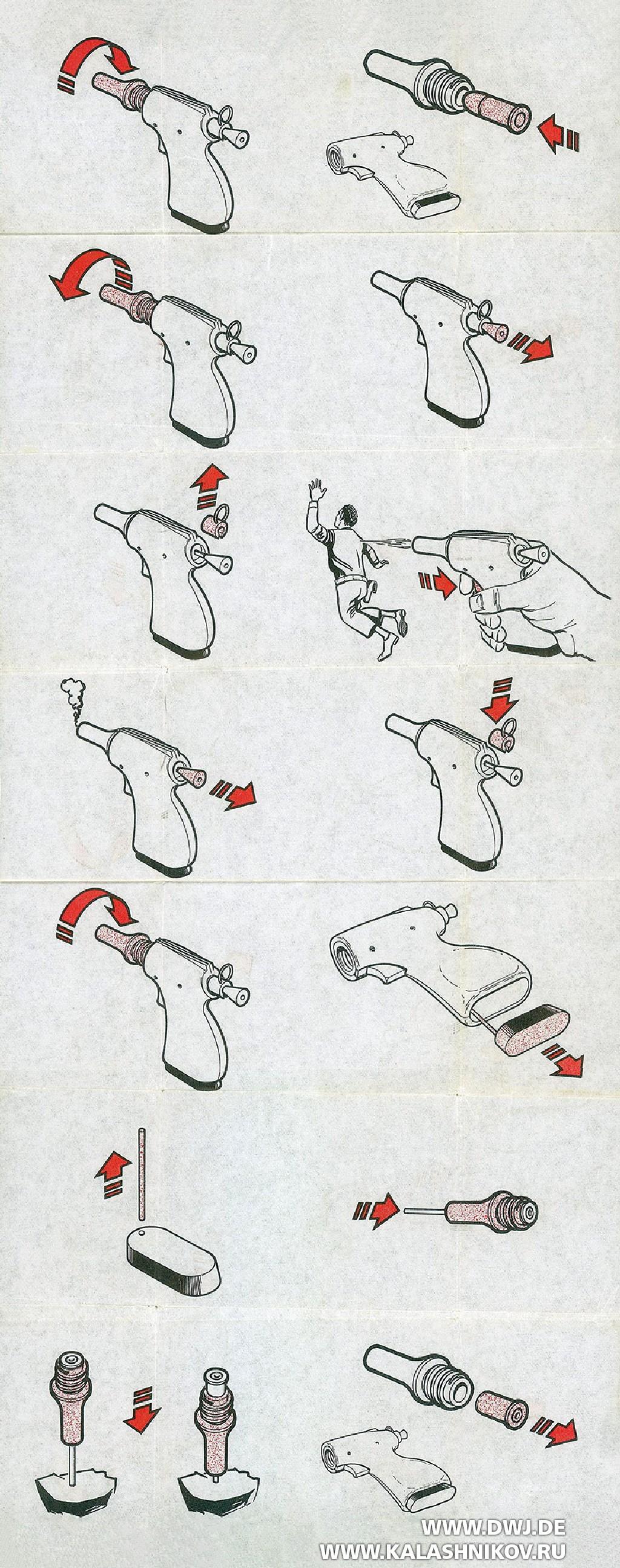 Пистолет DEAR Pistol. Фото 9