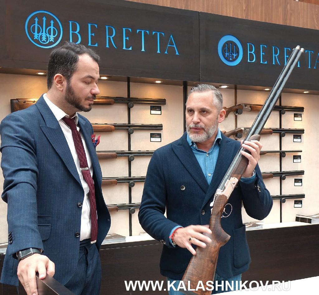 Ружье Beretta 694. Презентация ружья на выставке Arms Hunting 2019