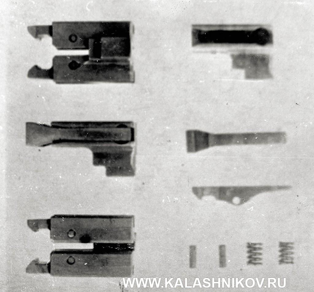 Станковый пулемёт Горюнова модернизированный (СГМ). Фото 8