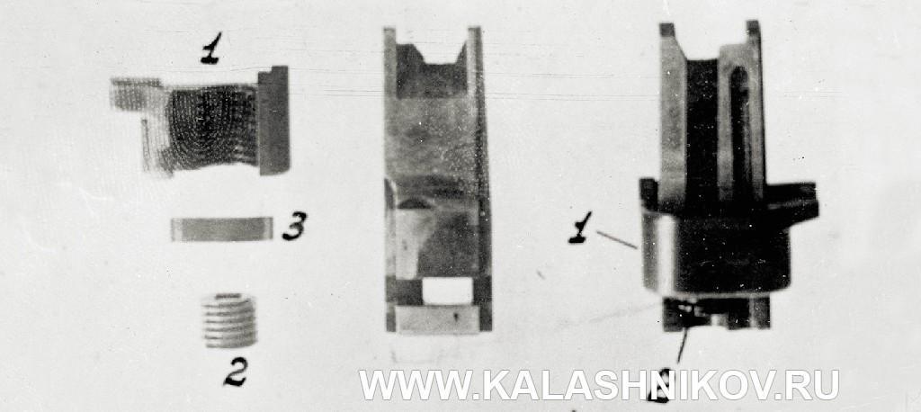 Станковый пулемёт Горюнова модернизированный (СГМ). Фото 9