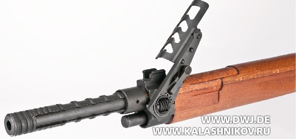 Французская пехотная винтовка MAS Modell36. Фото 11