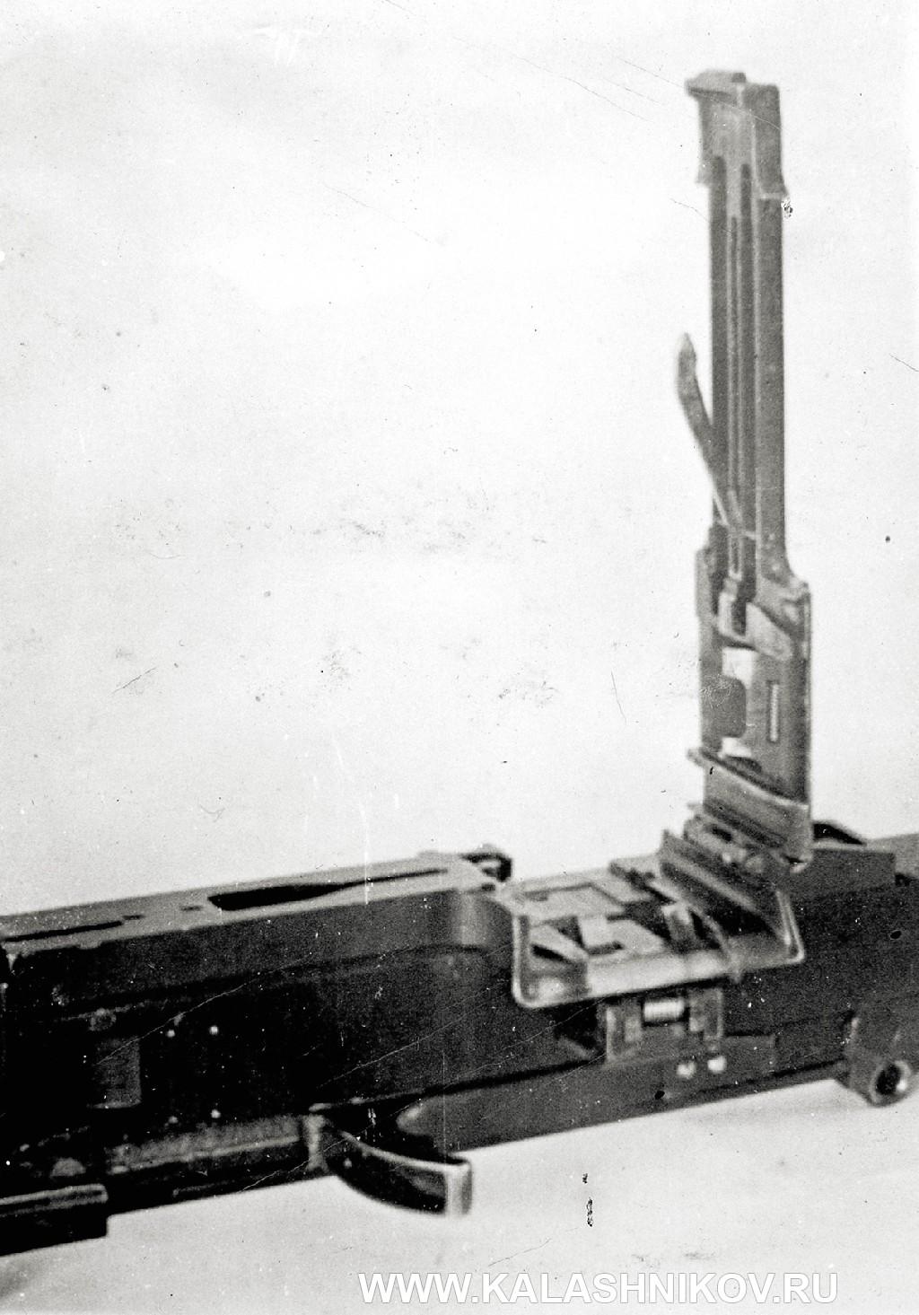 Станковый пулемёт Горюнова модернизированный (СГМ). Фото 11