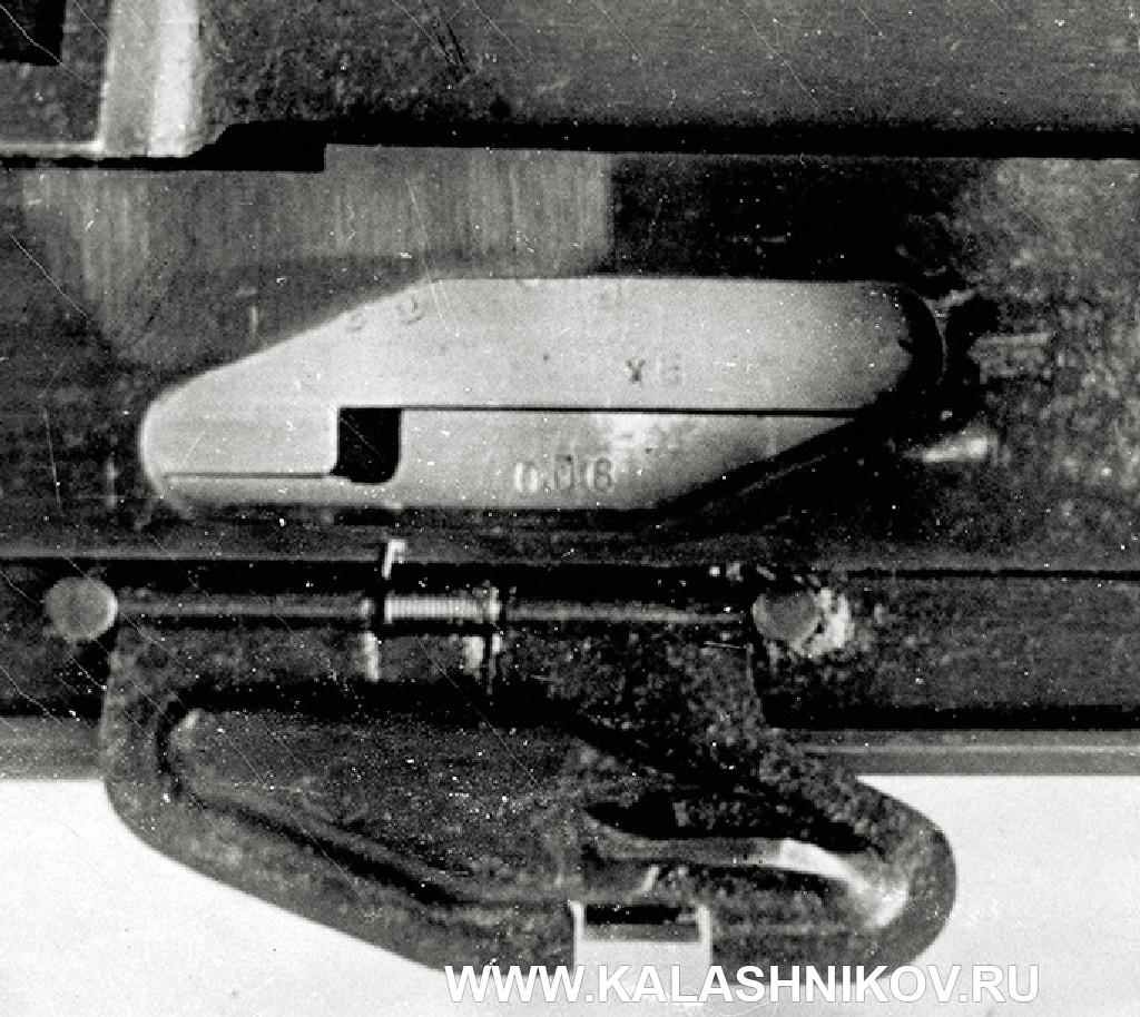 Станковый пулемёт Горюнова модернизированный (СГМ). Фото 15
