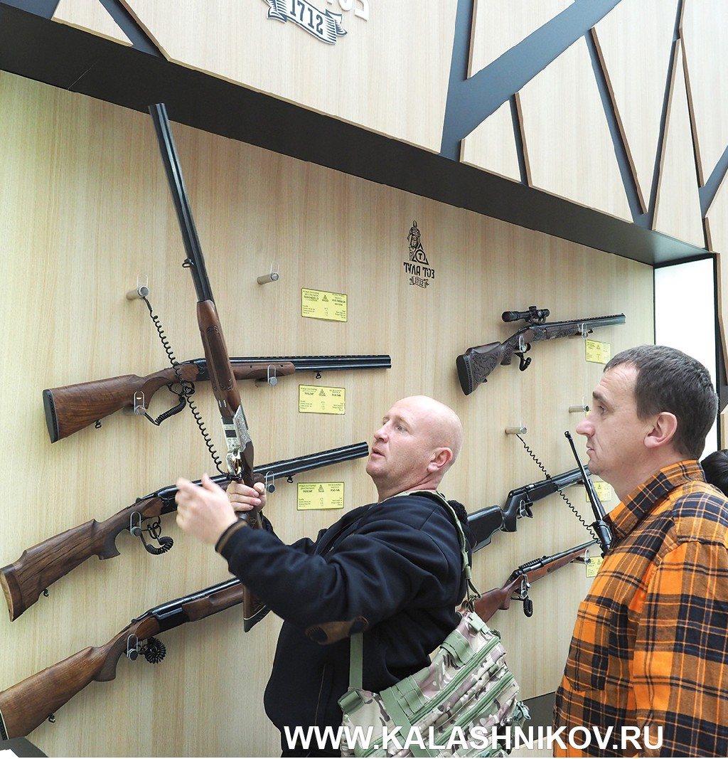 Выставка Arms Hunting 2019. Фото 2