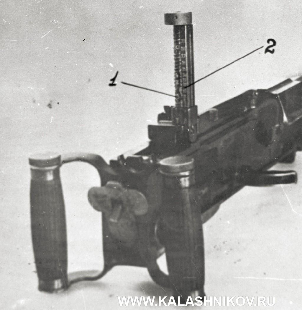 Станковый пулемёт Горюнова модернизированный (СГМ). Фото 4