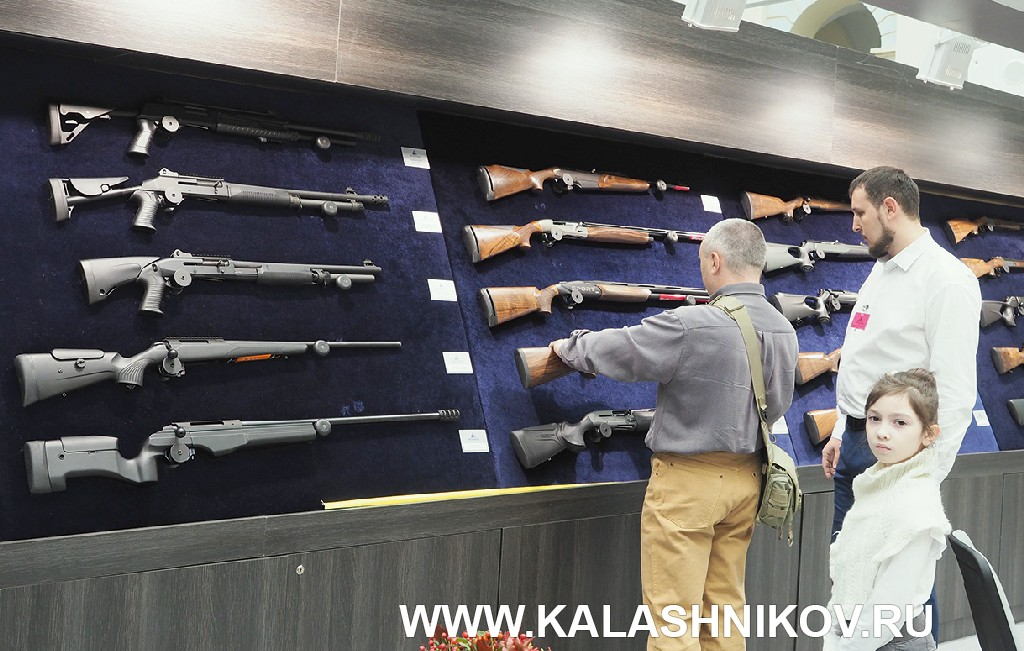 Выставка Arms Hunting 2019. Фото 4