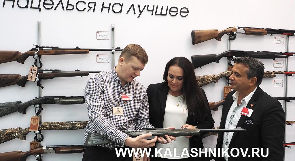 Выставка Arms Hunting 2019. Фото 18
