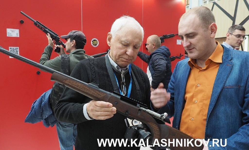 Выставка Arms Hunting 2019. Фото 1