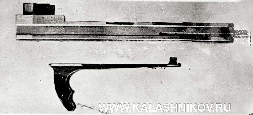 Станковый пулемёт Горюнова модернизированный (СГМ). Фото 13