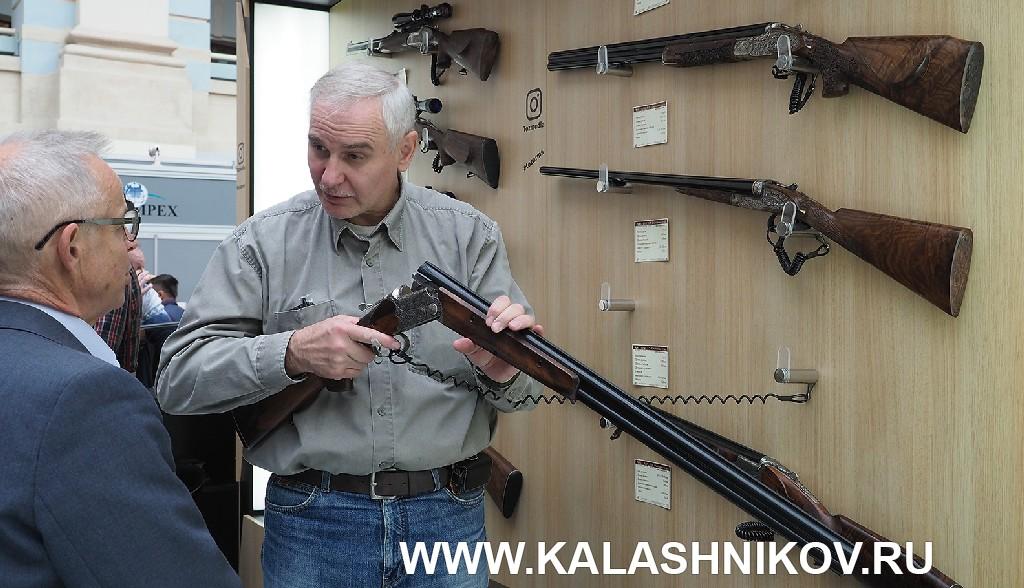 Выставка Arms Hunting 2019. Фото 6