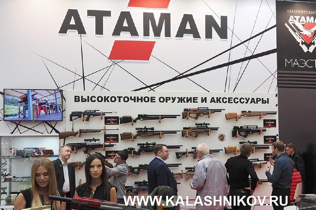 Выставка Arms Hunting 2019. Фото 15