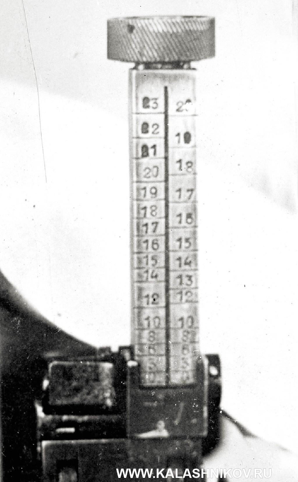 Станковый пулемёт Горюнова модернизированный (СГМ). Фото 14