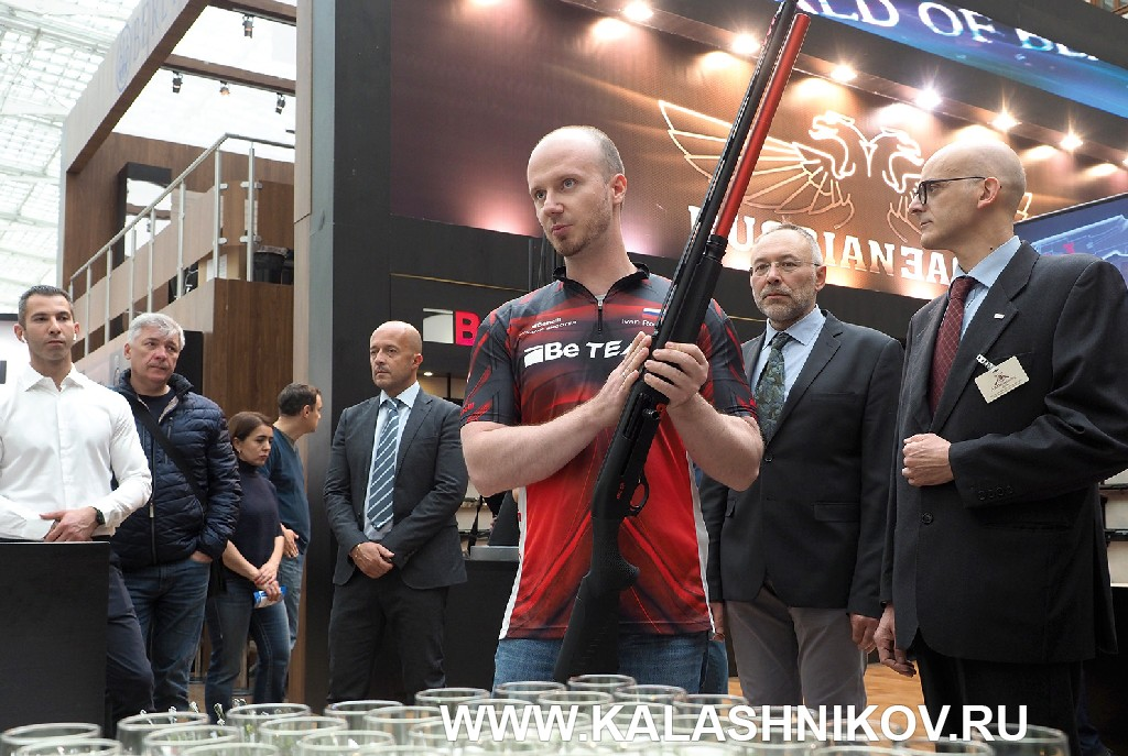 Выставка Arms Hunting 2019. Фото 9
