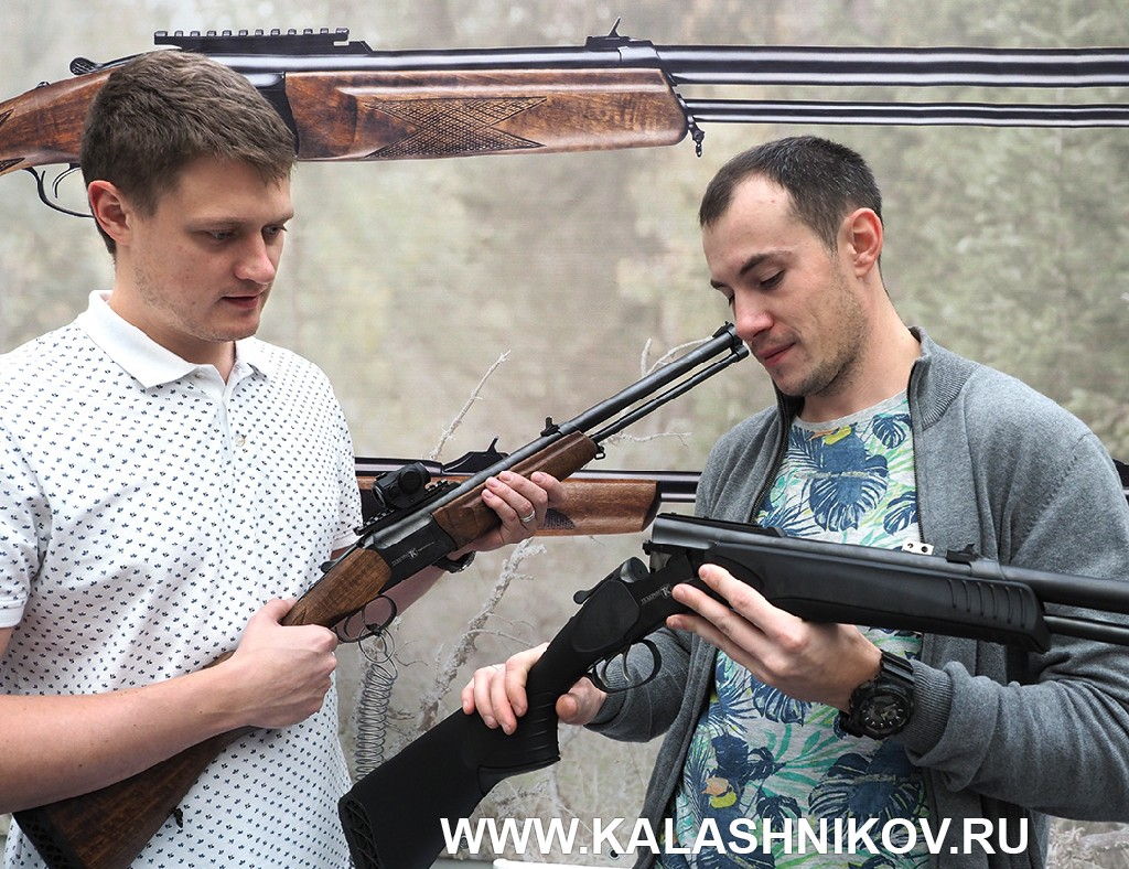 Выставка Arms Hunting 2019. Фото 14