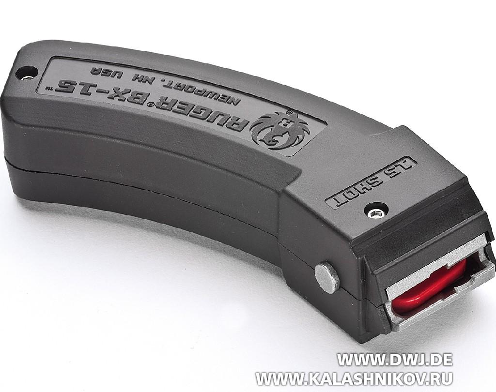Малокалиберная винтовка Ruger Precision Rimfire, магазин
