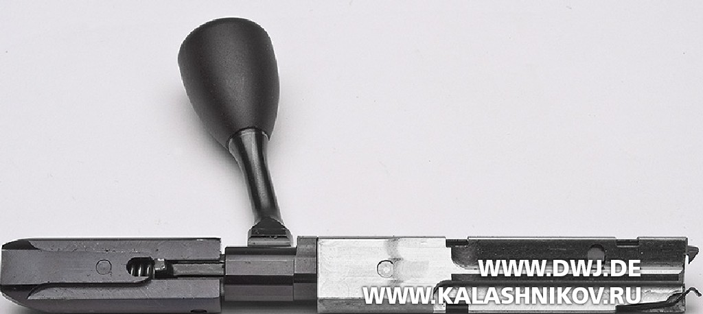 малокалиберная винтовка Ruger Precision Rimfire, затвор