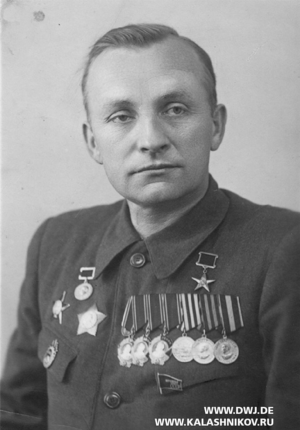 Георгий Семёнович Шпагин (1897–1952 гг.)