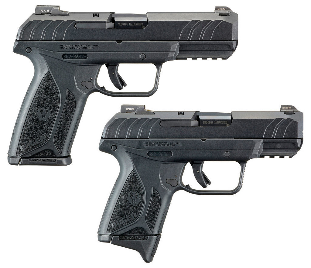 Ruger Security-9 Pro, Ruger Security-9 Pro Compact
