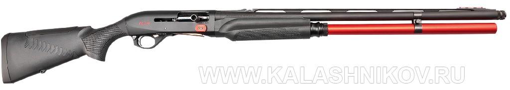 Ружье Benelli M2SP, вид справа