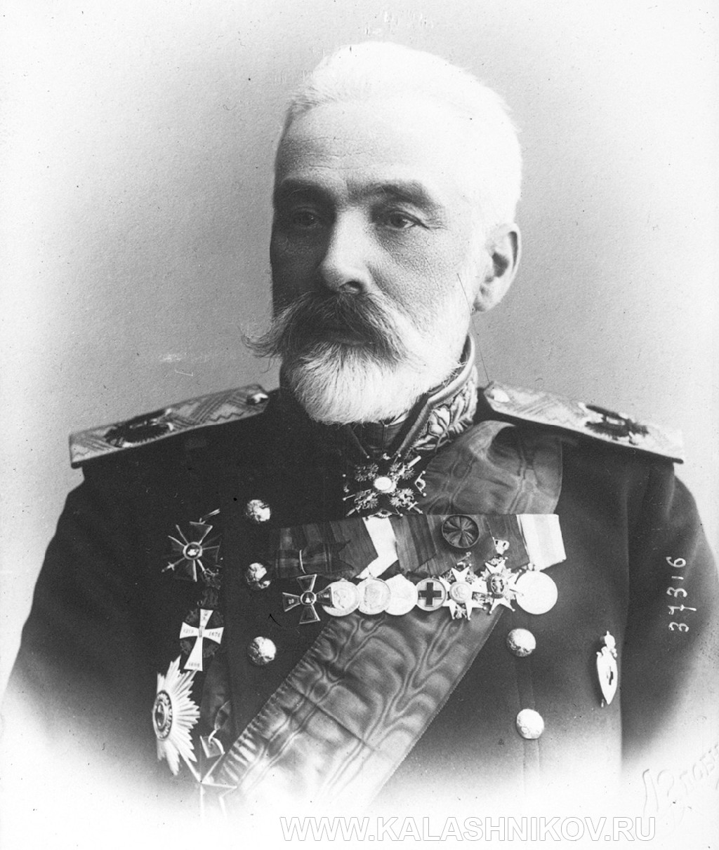 Вице-адмирал И. К. Григорович