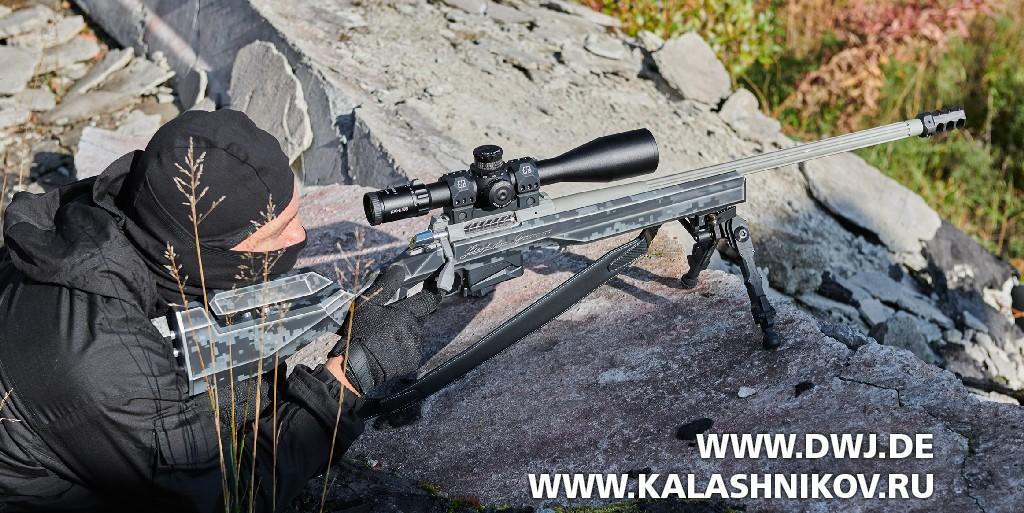 Высокоточная винтовка Bespoke gun Фантом Т. Фото 3