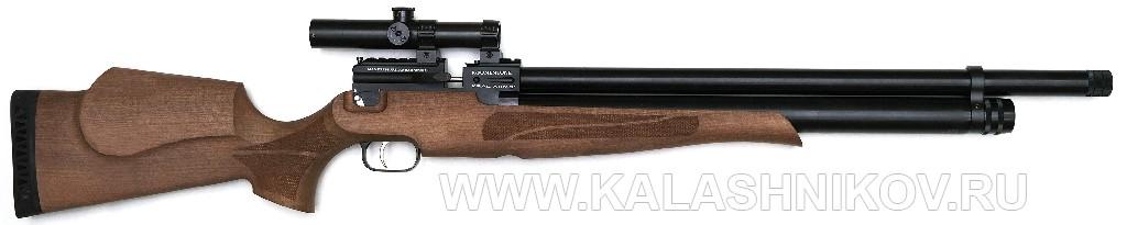 Пневматическая 5,5-мм винтовка спредварительной накачкой Kral Puncher Maxi 3 R-Romentone