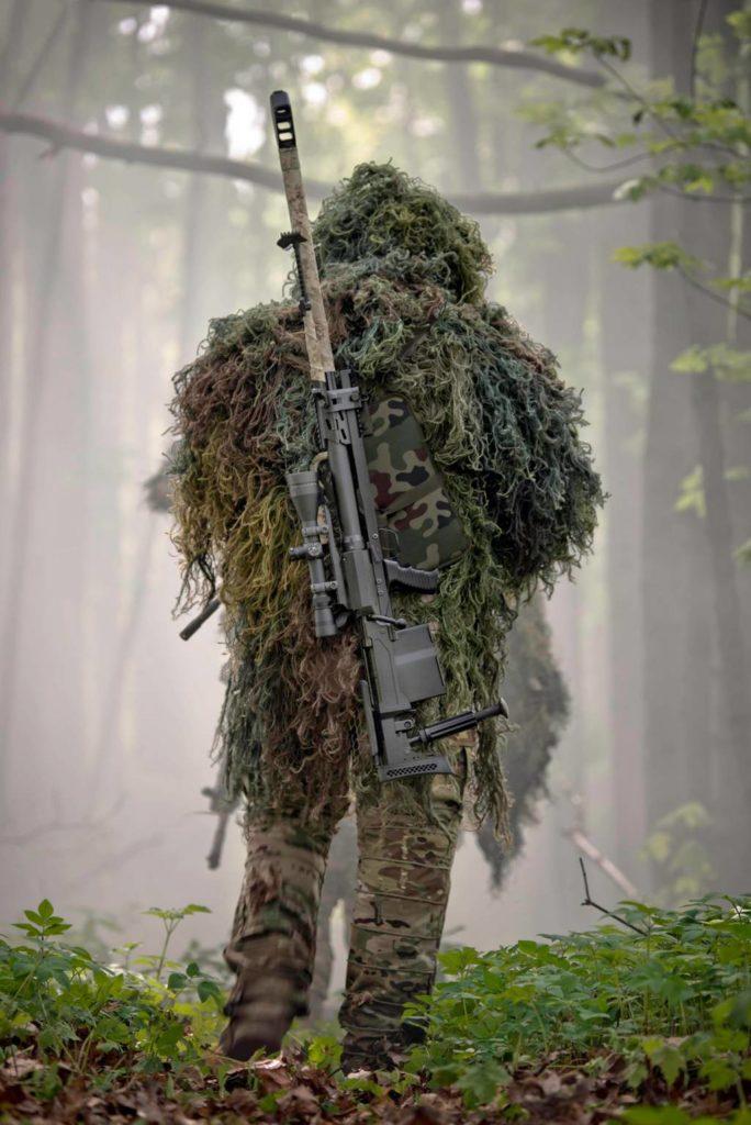 WKW Tor-12.7, крупнокалиберная винтовка
