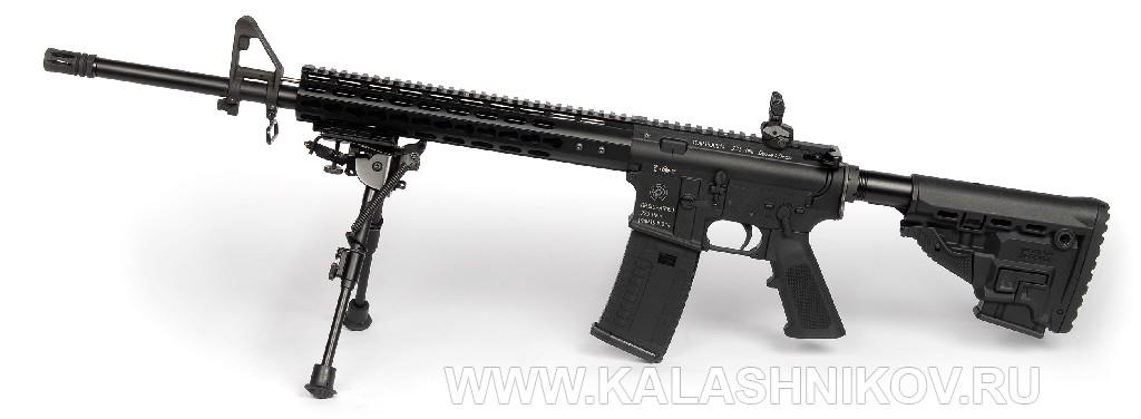 Полуавтоматический карабин ORSIS-AR15J. Вид слева