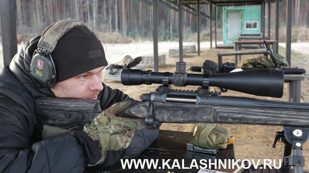 Стрелковый тест карабина Orsis SESRVarmint спатронами Orsis .308Win. Фото 1