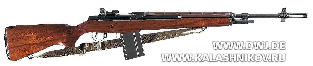 винтовка Т44 (позднее М14)