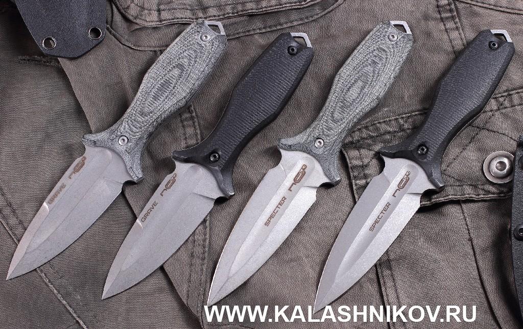 Тактические ножи N.C. Custom. Фото 1