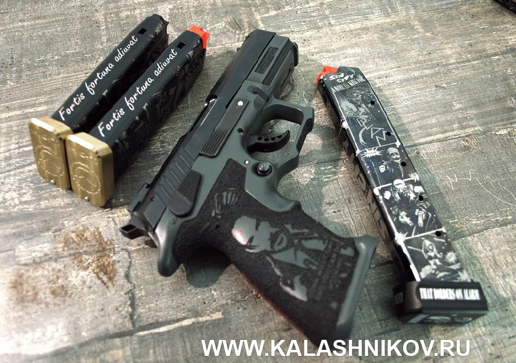 Кубок Москвы пооборонной стрельбе. Фото 3