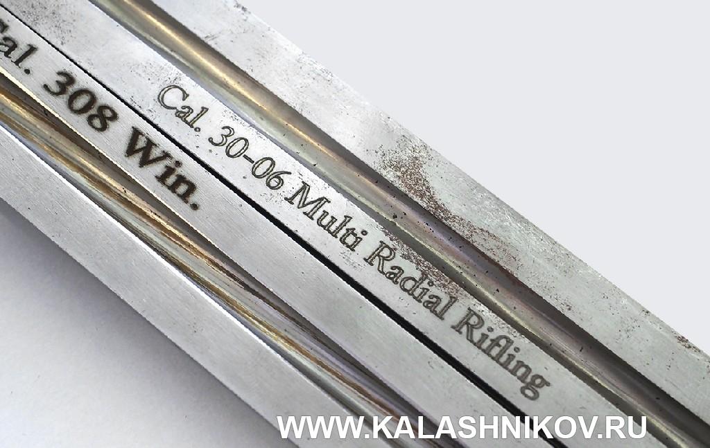 профиль нарезки ствола Sabatti MRR. Фото 4
