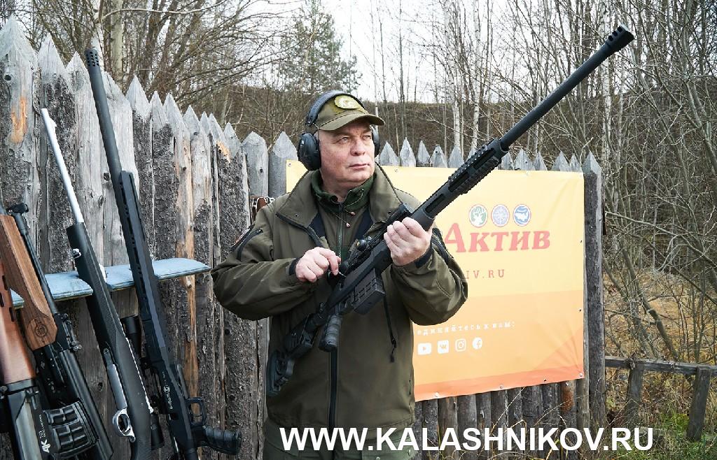 Стрелковый день компании «Шанс» вКостроме. Фото 3