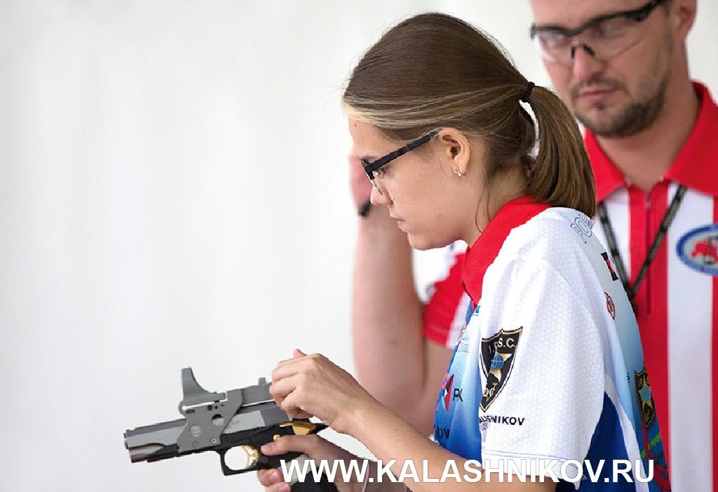 Лучшие стрелки Action Air России имира. Полина Рунова