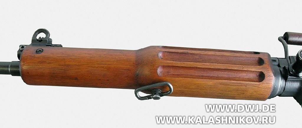 Цевье винтовки FN Т48