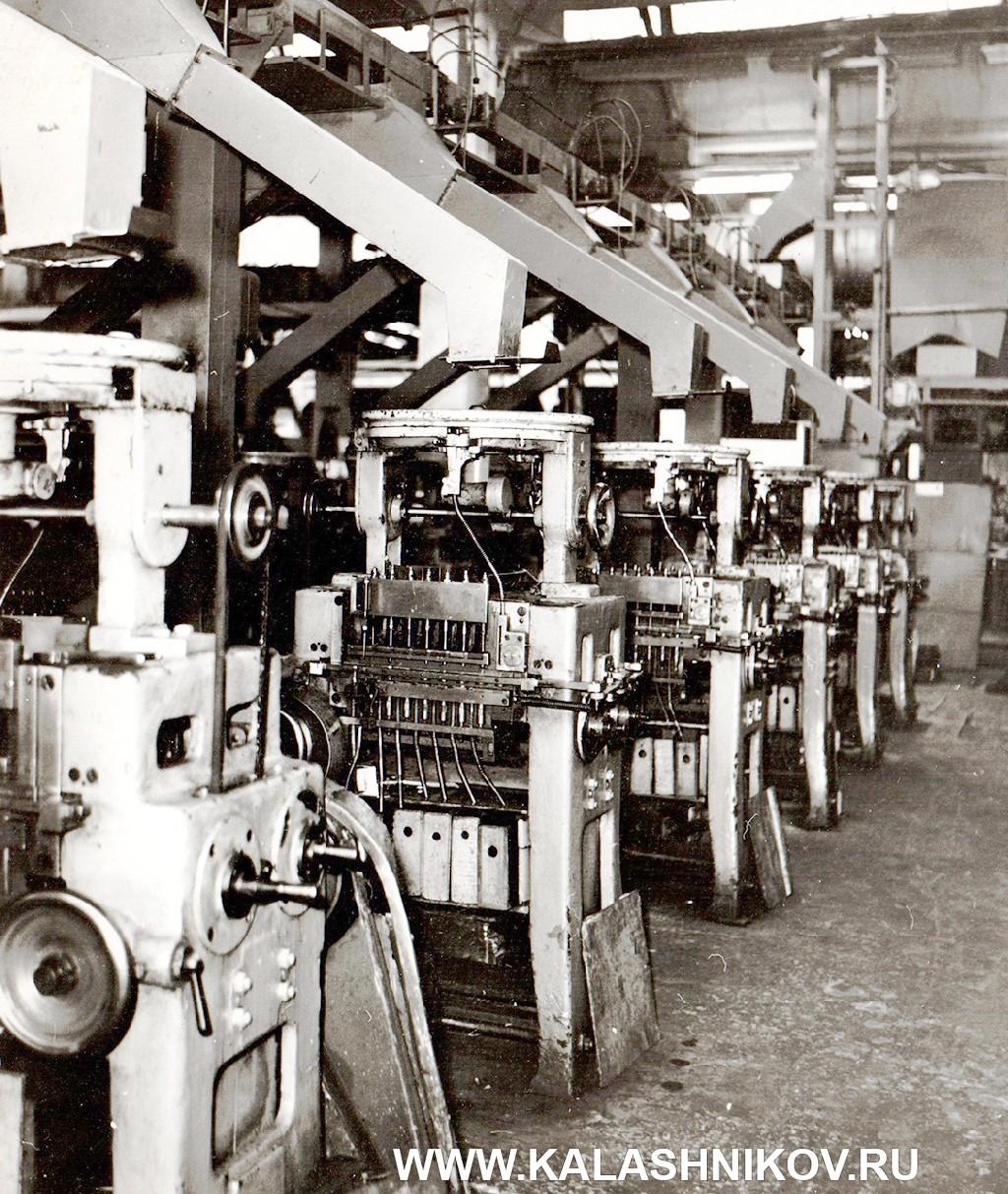 Новосибирский патронный завод (НПЗ) Фото 1