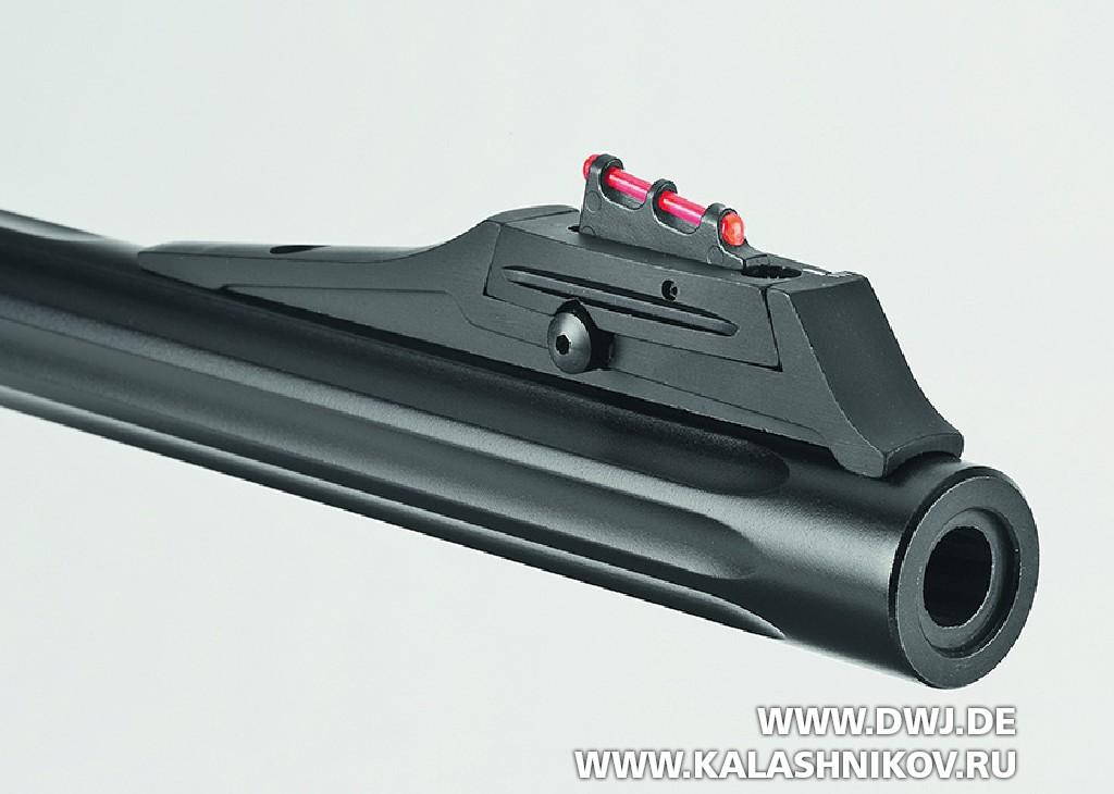 Самозарядная винтовка Browning BAR. Ствол и прицел