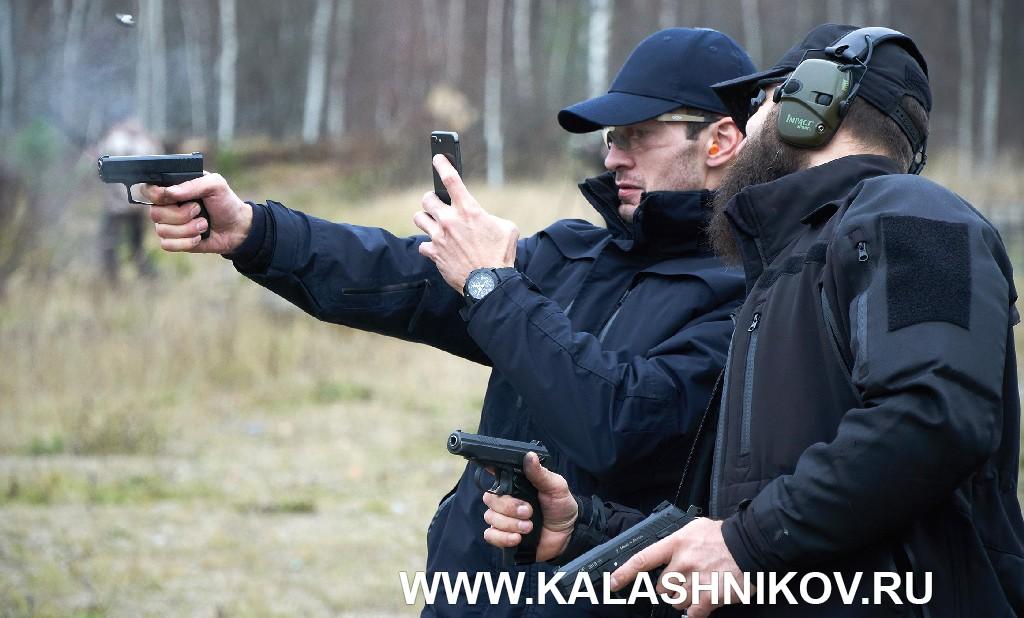 Стрелковый день компании «Шанс» вКостроме. Фото 2