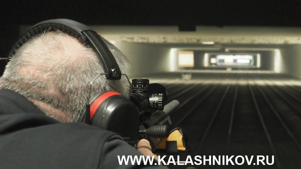 Отстрел винтовки Sabatti Tactical Evo. Фото 9