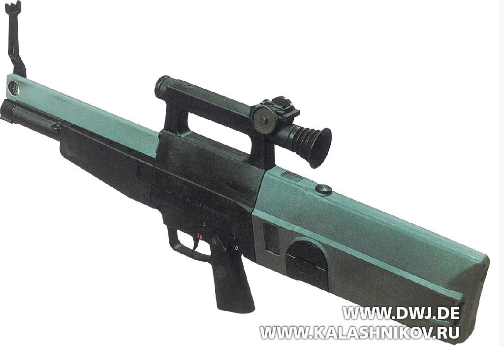 Винтовка ACR Rifle фирмы Heckler & Koch