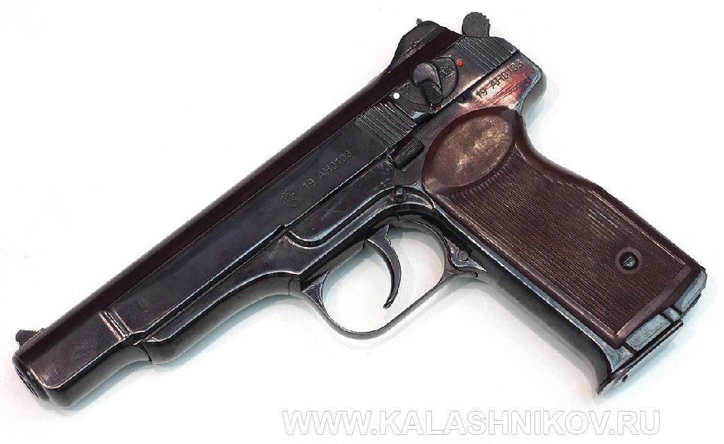 Выставка Arms&Hunting 2019. Фото 3, молот оружие, АПС, пистолет Стечкина