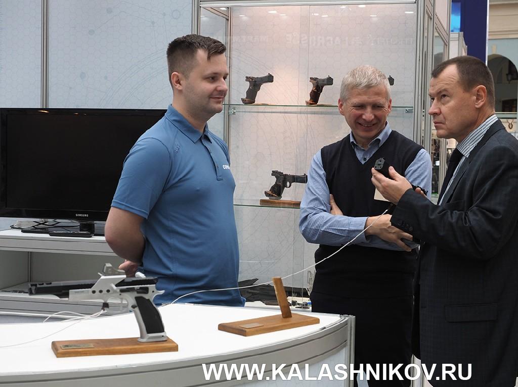 Выставка Arms&Hunting 2019. Фото 19